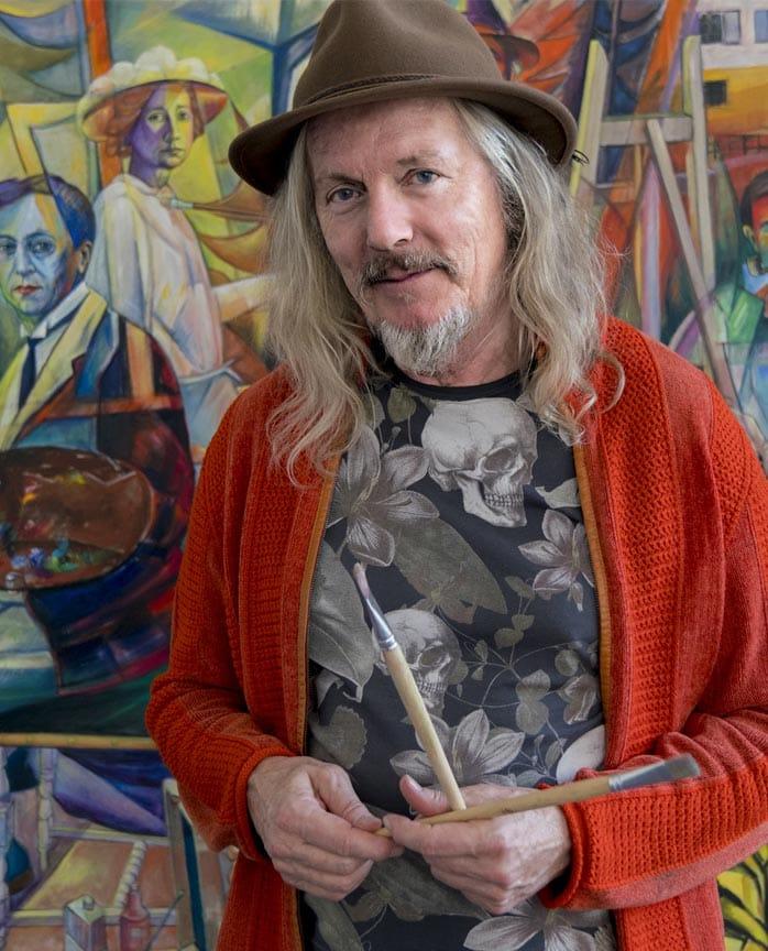 Wolfgang Beltracchi Kairos