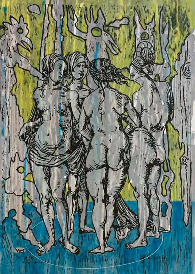 «Hommage an Dürer»